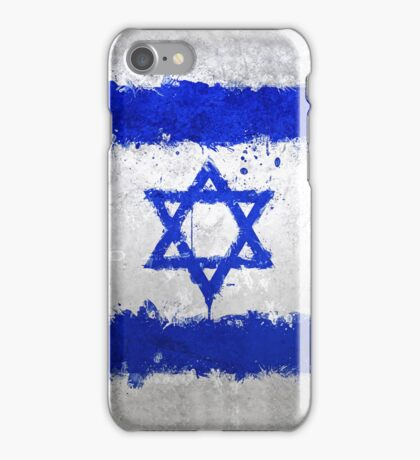 Israel - Magnaen Flag Collection 2013 iPhone Case/Skin