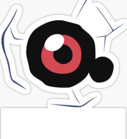 Beldum Eye Sticker