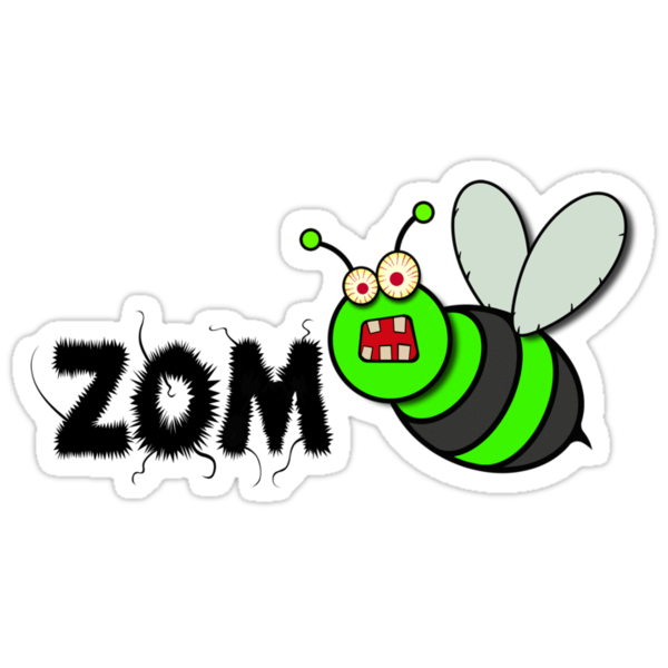 ZomBee by bungeecow