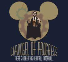 Carousel of Progress: THE SHIRT! Kids Tee