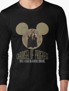Carousel of Progress: THE SHIRT! Long Sleeve T-Shirt