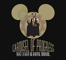 Carousel of Progress: THE SHIRT! Unisex T-Shirt