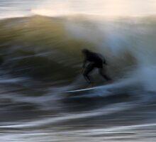 Speed Blur Surfer by Jack Doherty