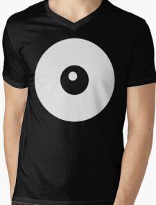 Unown Eye Mens V-Neck T-Shirt
