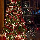 Xmas Through The Window by phil decocco
