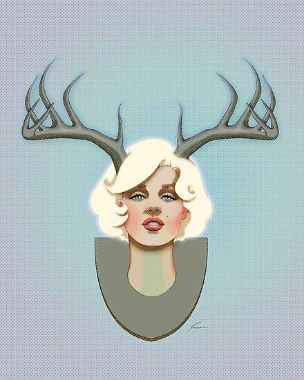 Dear Marilyn by nouvellegamine