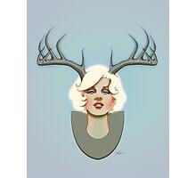 Dear Marilyn Photographic Print