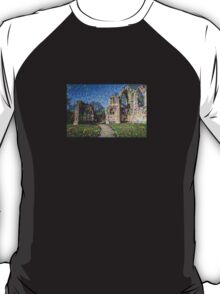 Ruined Abbey Machine Dreams T-Shirt