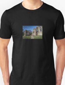 Ruined Abbey Machine Dreams T-Shirt