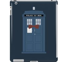 Doctor Who bow tie TARDIS eleventh doctor  iPad Case/Skin