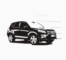 Toyota RAV 4 2011 by garts