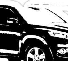 Toyota RAV 4 2011 Sticker