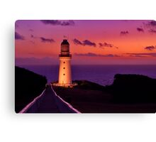"""Twilight At The Cape"" Canvas Print"