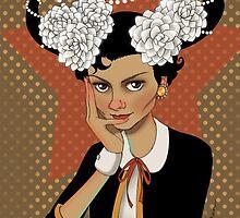 Chanel: the Little Black Bull by nouvellegamine
