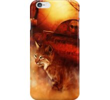 Bobcat Spirit iPhone Case/Skin
