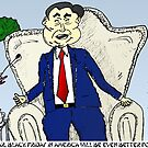 China on Black Friday business cartoon by Binary-Options
