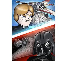 Star Wars: Sides of the Force Photographic Print