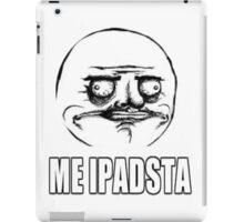 Me iPadsta iPad Case/Skin