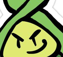 Budew - Sprout Smirk Sticker