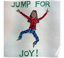 Jump for Joy Poster