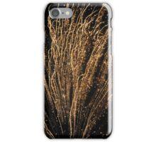 Firework Gold iPhone Case/Skin