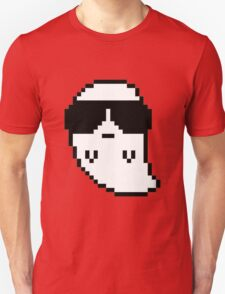 Deal With It Ghost - No Text T-Shirt