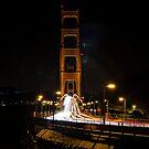 Golden Gate Bridge by Gerard Rotse
