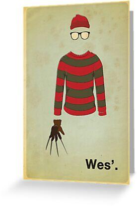 Wes'. by OddFix