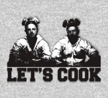 Breaking Bad - Let's Cook by jcalardo