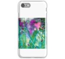 Vivid Grasses Machine Dreams iPhone Case/Skin