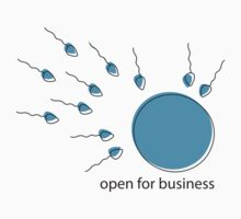 Open for Business by hapiman