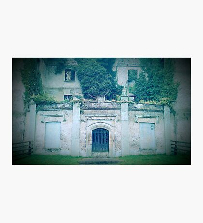 Old Castle Photographic Print