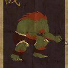 FIGHT: Street Fighter #2: Blanka by caseyjennings