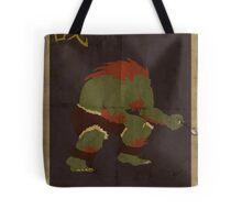 FIGHT: Street Fighter #2: Blanka Tote Bag