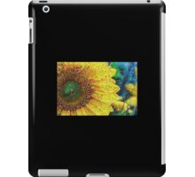 Sunflower Machine Dreams iPad Case/Skin