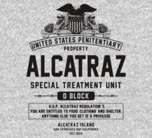 ALCATRAZ S.T.U. by GUS3141592