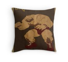 FIGHT: Street Fighter #2: Zangief Throw Pillow