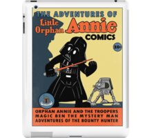 Little Annie and the Troopers iPad Case/Skin