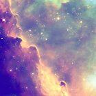 Nebula Galaxy #1 by Kate Bloomfield