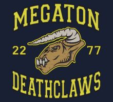 Megaton Deathclaws One Piece - Long Sleeve