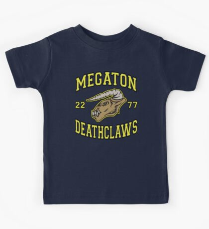 Megaton Deathclaws Kids Tee