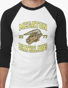 Megaton Deathclaws Men's Baseball ¾ T-Shirt