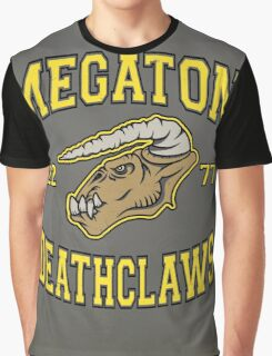 Megaton Deathclaws Graphic T-Shirt