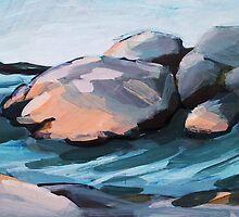 Saltholmen - beach by Rebecca Landmér