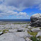 The Burren landscape by Joe Cashin
