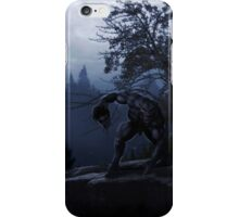 Howler; werewolf iphone case iPhone Case/Skin