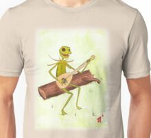 It Ain't Easy Being Green Unisex T-Shirt