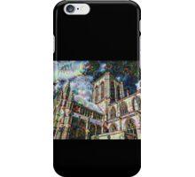 York Minster Machine Dreams iPhone Case/Skin