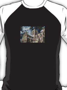 York Minster Machine Dreams T-Shirt