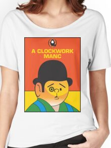 A Clockwork Manc Women's Relaxed Fit T-Shirt